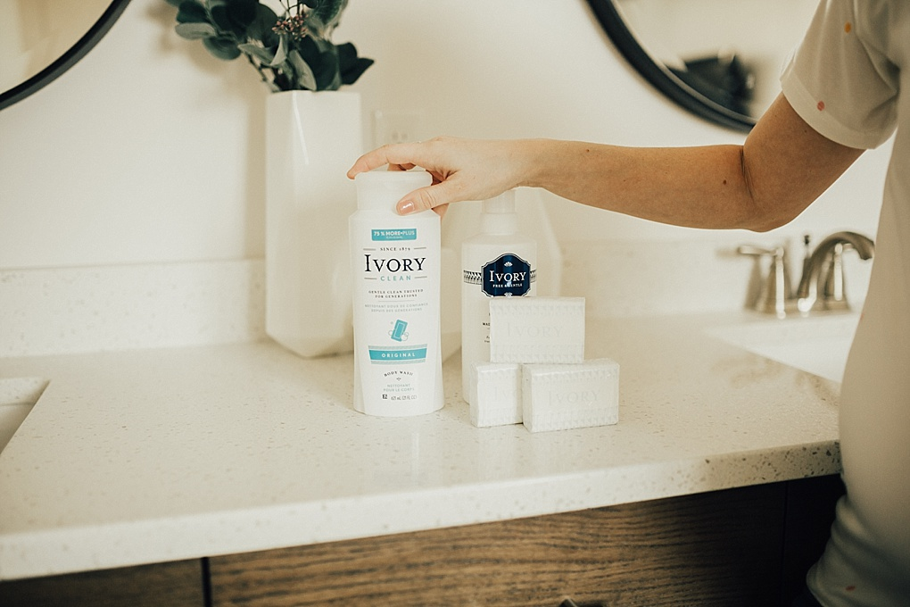 Save this Post! See how we're changing our life to be more pure with Ivory Soap Product.