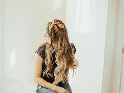 Hair Tutorial: 3 Ways to Wear a Head Scarf