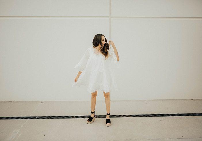 White Style Staples for Summer