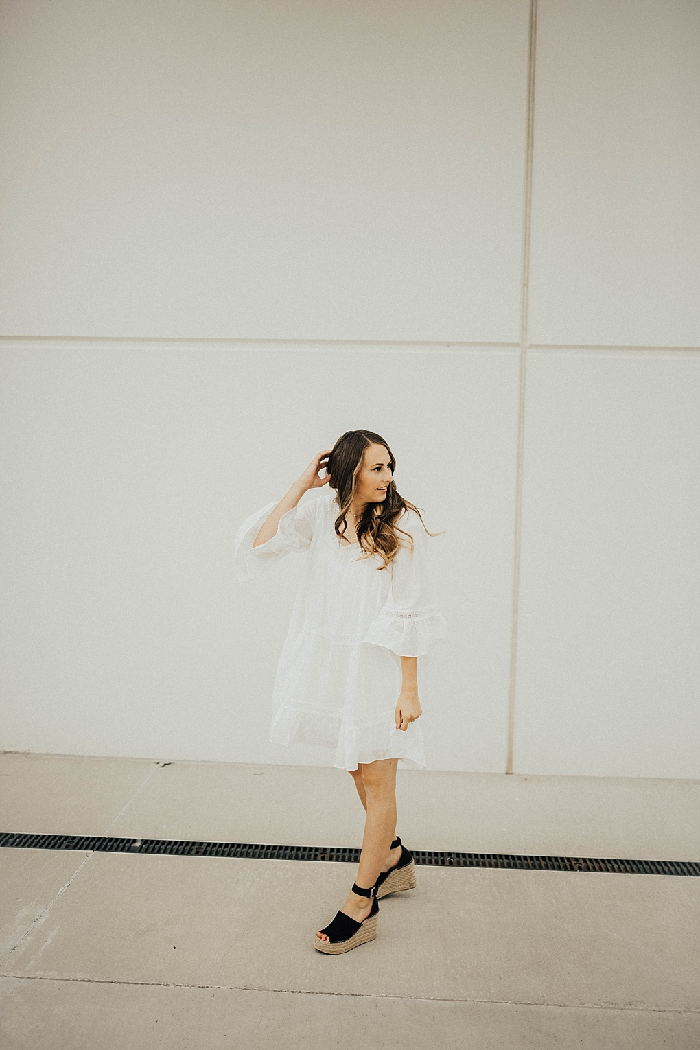 Bookmark this post ASAP! Utah Style Blogger Dani Marie shares white style staples for Summer