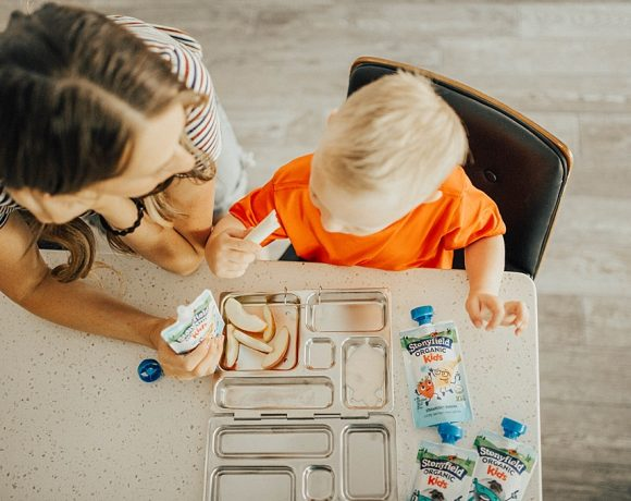 Toddler Snacks for Summer!