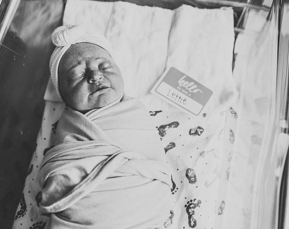 Little Lettie's Birth Story