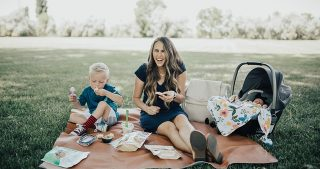 Bookmark this post ASAP! Utah Style Blogger Dani Marie shares a super simple Summer snack recipe!
