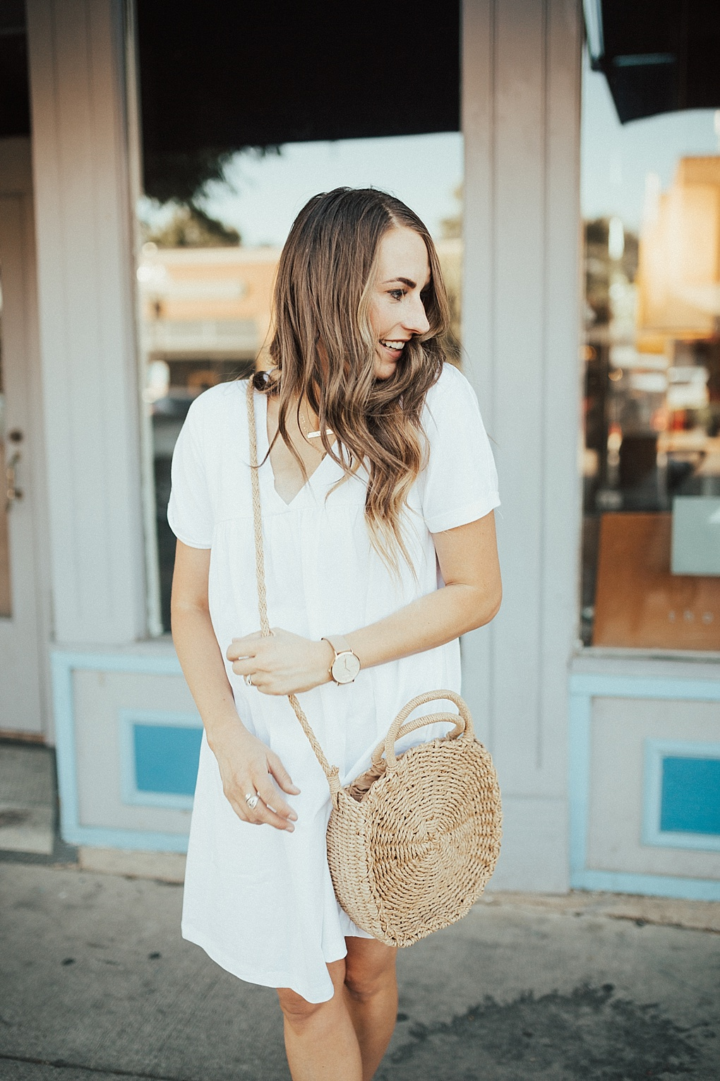 Have you asked youself- Can I wear sneakers with my dress before? This post is for you! Utah Style Blogger Dani Marie is sharing her top tips on how you can wear sneakers with your dress like a pro!