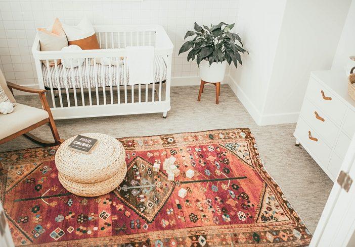 Lettie's Nursery Reveal