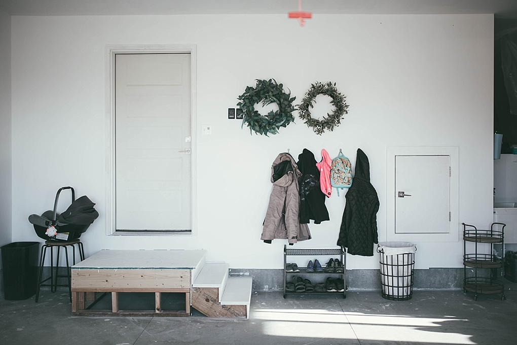 WHo else has a forgotten space? Utah Style Blogger Dani Marie is sharing a quick update to their forgotten space- the garage. See it here!