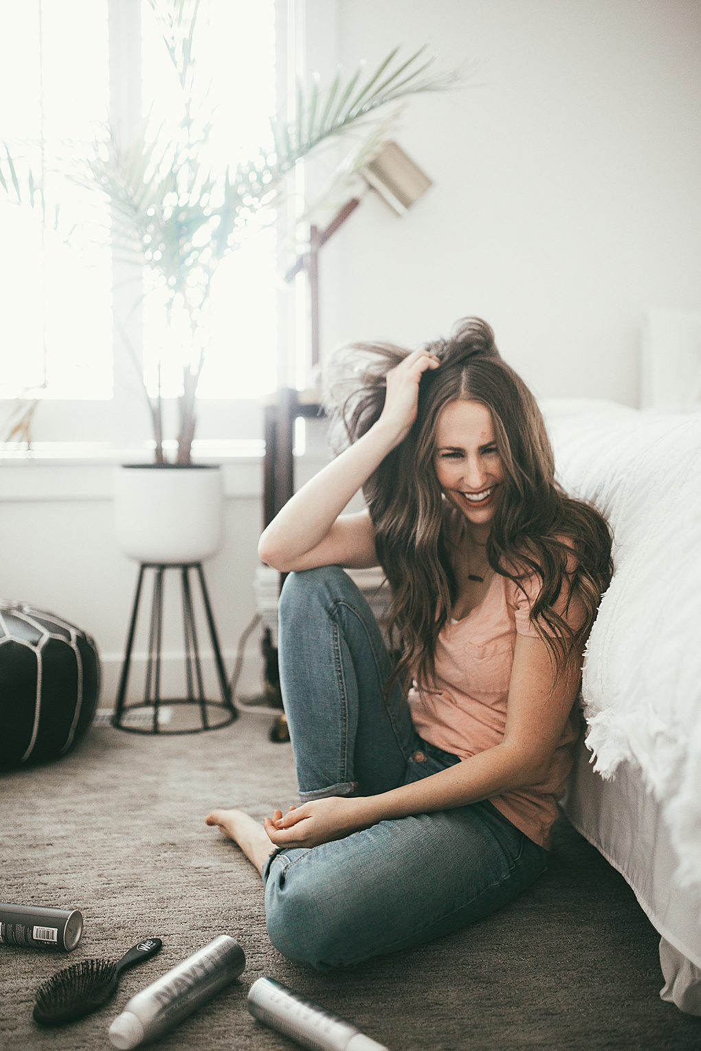 CUrious how ot make your curls last longer? Utah Style Blogger Dani Marie is sharing her top 5 tips and tricks to help make your curls last longer. See her tips here!