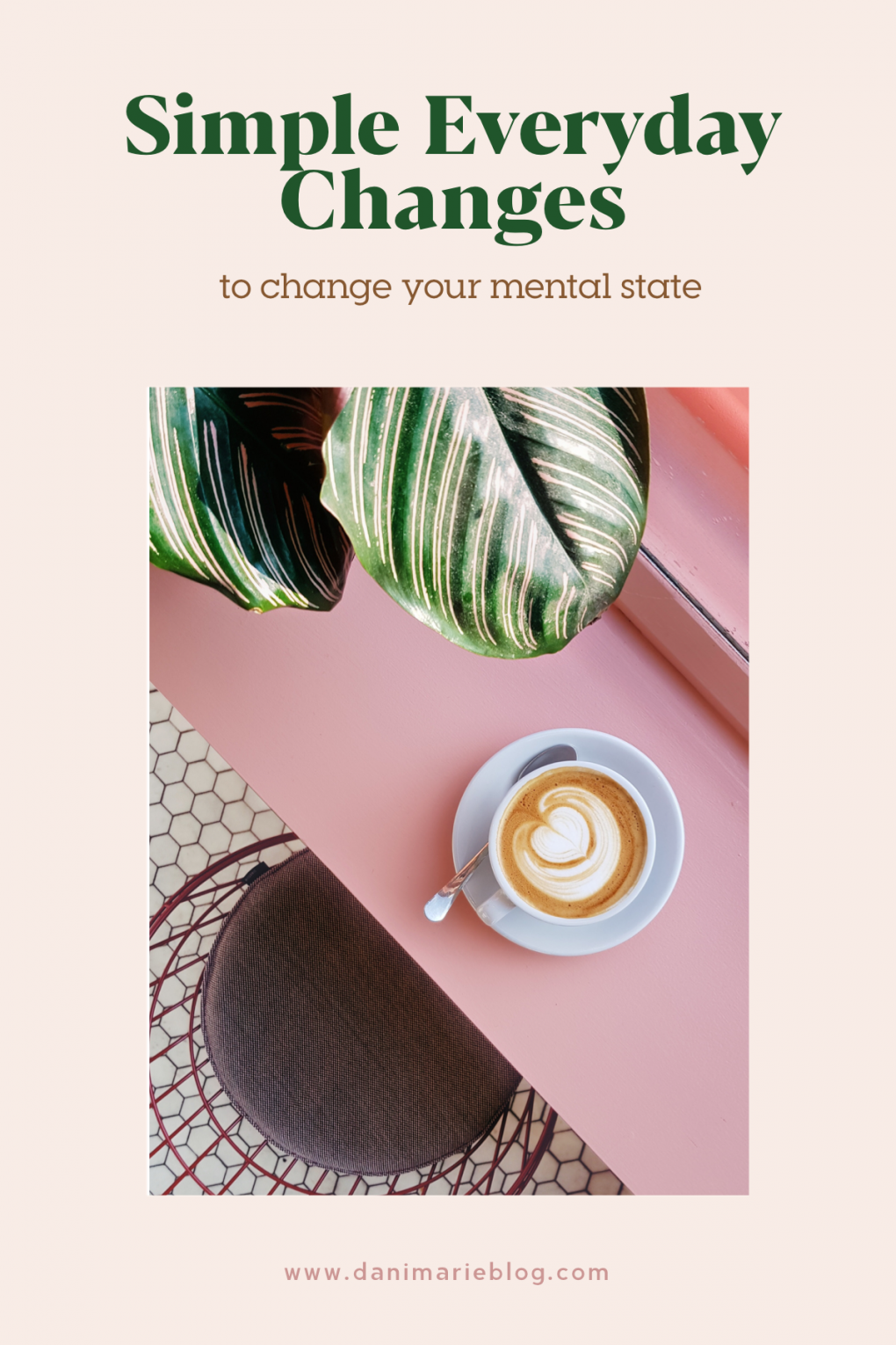 Curious how I changed my mental state? Utah Style Blogger gets personal as she shares the small changes she made to change her mental state.  See them HERE!