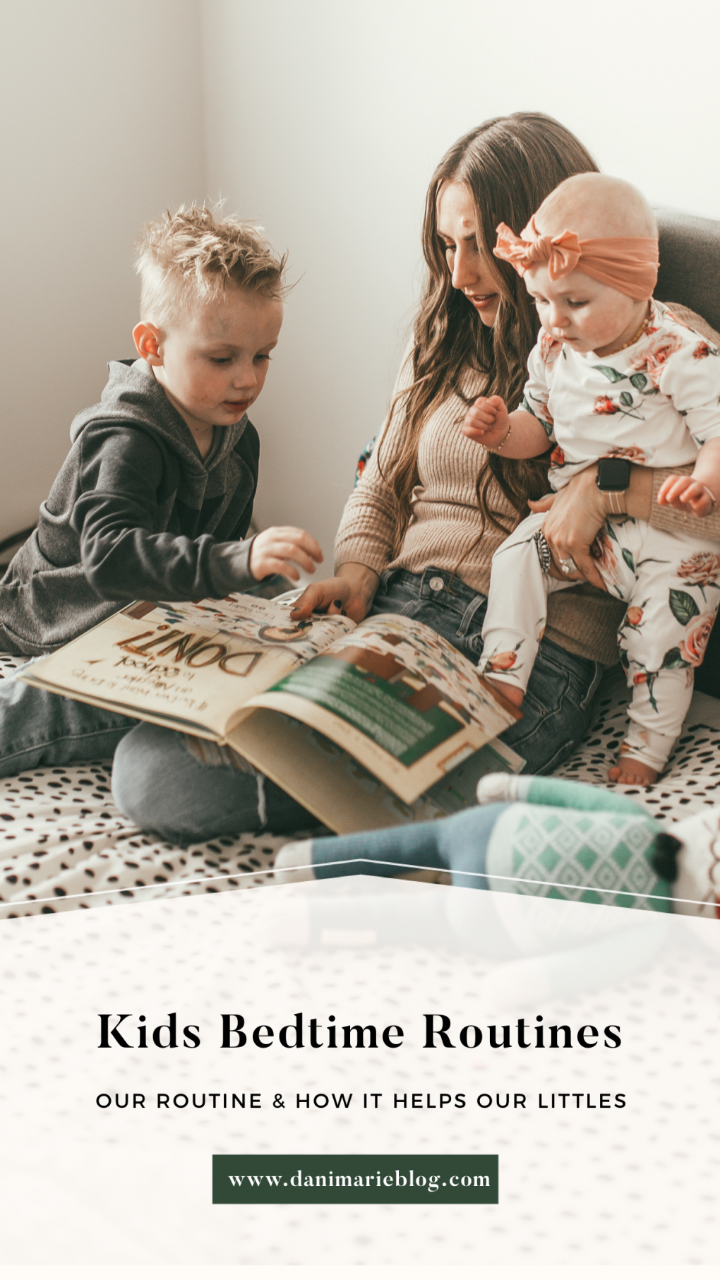 Anyone else stressed when it comes to a toddler bedtime routine? Utah Blogger Dani Marie is sharing her top tips on making a toddler bedtime routine easy.  Click to see her tips HERE!