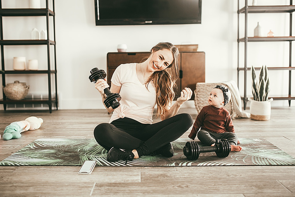 Looking for the perfect exercise program to do at home? Utah Style Blogger Dani Marie is sharing her favorite exercise programs to at home HERE!