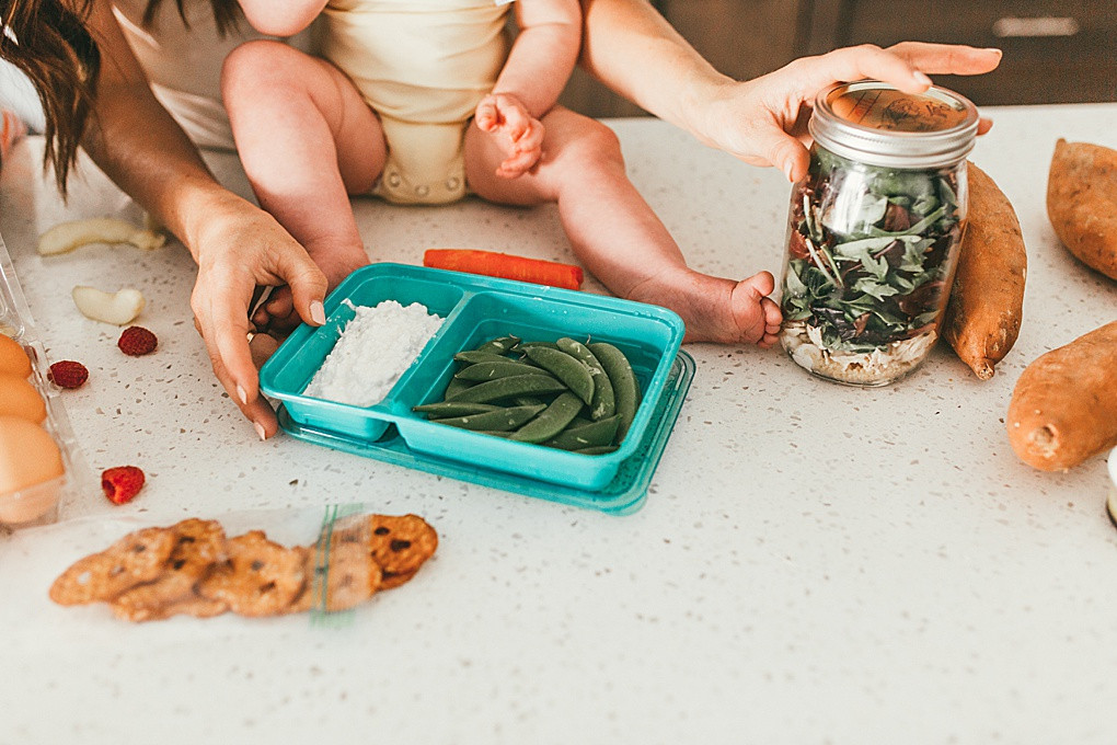 When it comes to meal prepping- it can be rough! Utah Style Bloger Dani Marie is sharing her top tips on how to make meal prepping easy. See them here!