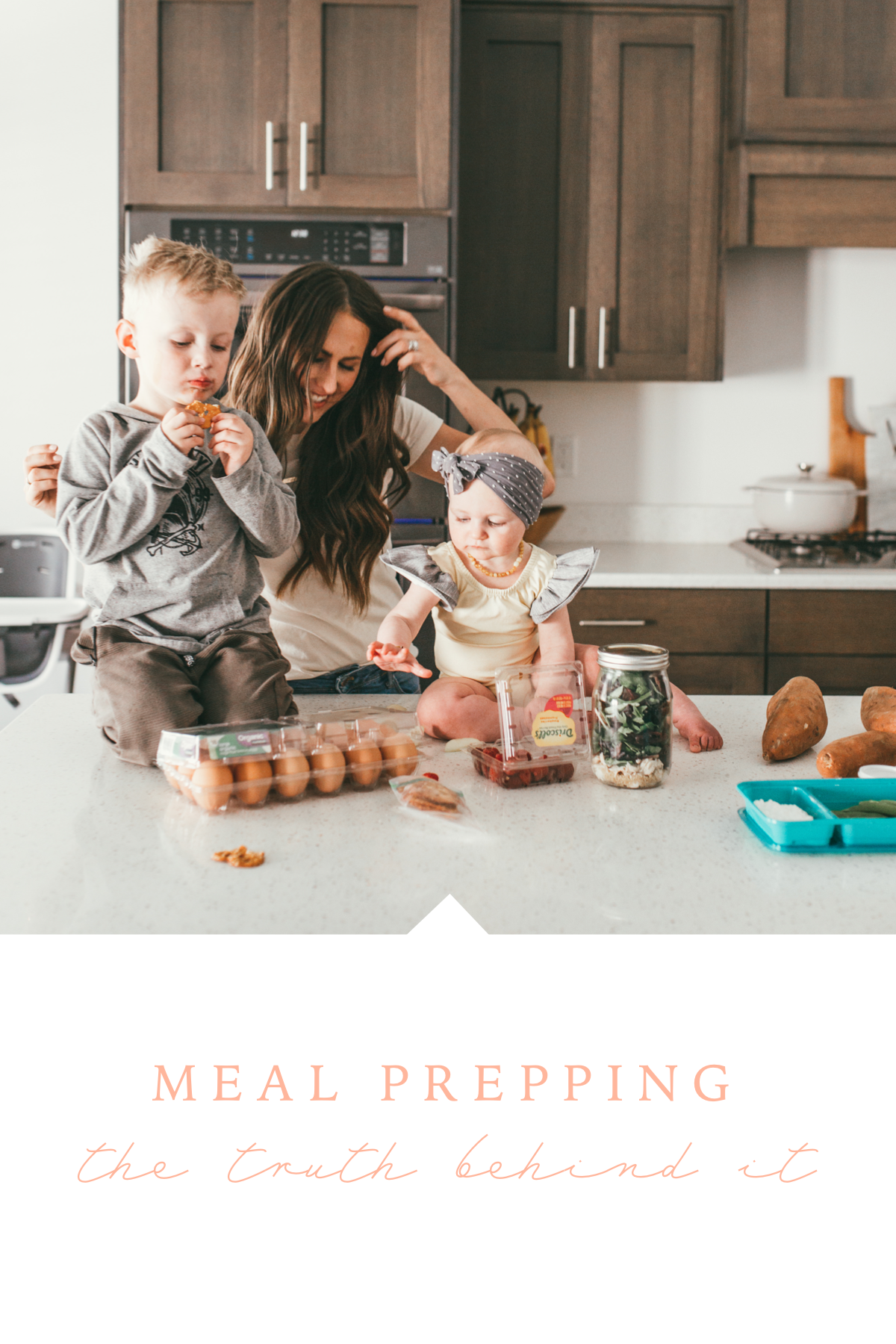 Meal Prepping... Let's talk about if it is really truly worth the time that you put into it and some tips and tricks to making it a little easier.