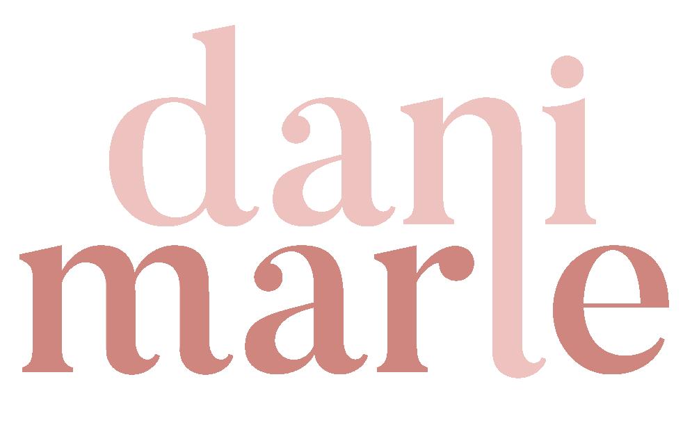 Dani Marie Blog Homepage