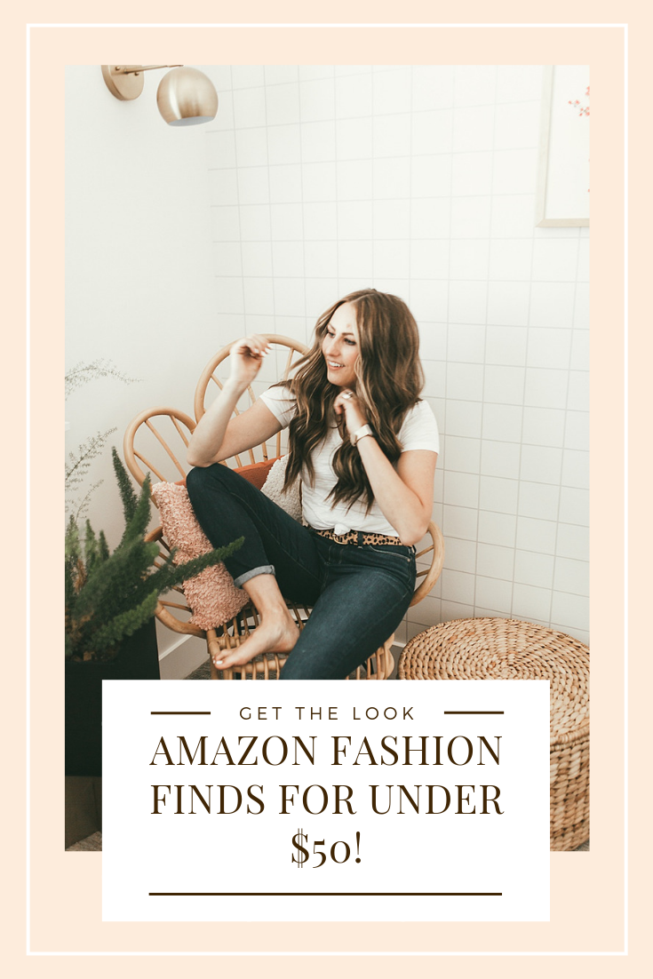 Looking for the best Amazon finds under $50? Utal Style Blogger Dani Marie rounded up all her top favorite Amazon finds under $50 here!