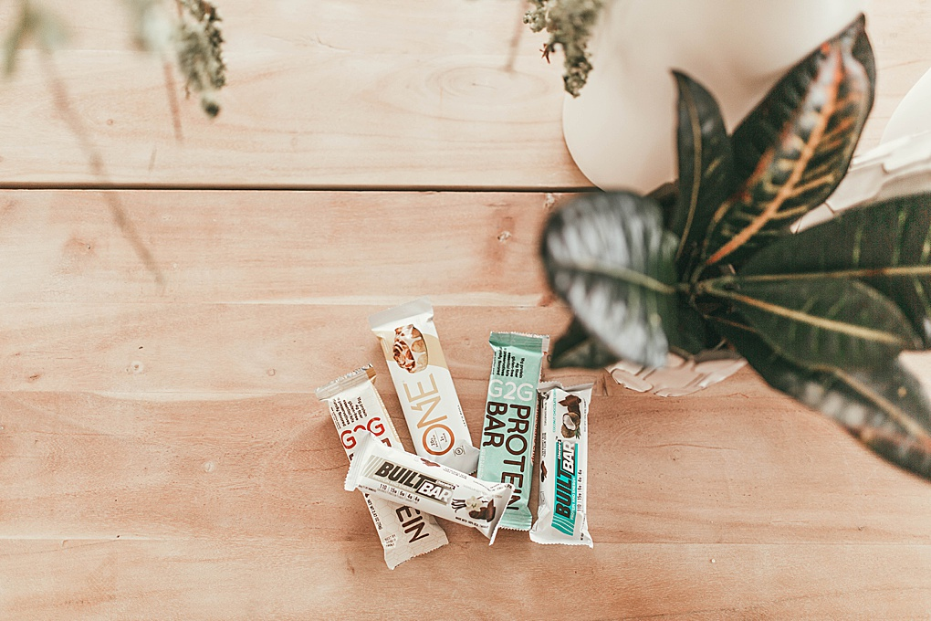 Looking for the best protein bars ever? Utah Style Blogger Dani Marie is sharing the best protein bars that the entire family will love. See them here!