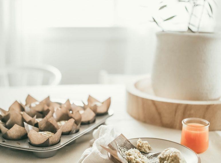 Cinnamon Zuchinni Muffins0